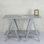 47.2''W Grey Console Table (JI3285)