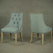 Tufted Side Accent Chair (PJC236)