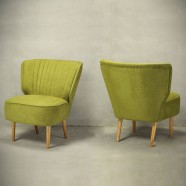 Slipper Armless Chair (PJC484)