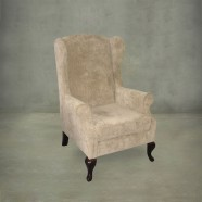 Club Wingback Arm Chair (PJS26501)