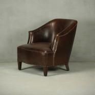 Barrel Club Arm Chair (PJS04901)