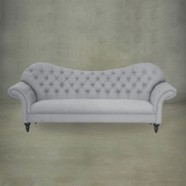 Tufted Chesterfield Sofa (PJS00803)