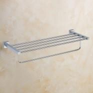 25 Inch Chrome Brass Towel Bar (2516)
