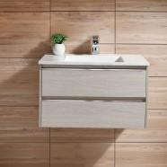 31 In. Wall Mount Bathroom Vanity (DK-603800-V)