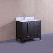36 In. Freestanding Bathroom Vanity (DK-T9199-36E-V)