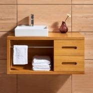 47 In. Wall Mount Bathroom Vanity (DK-667120-V)