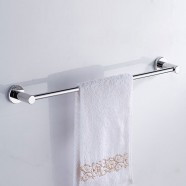 26.8 Inch Chrome Brass Towel Bar (2809)