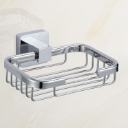 Soap Holder - Chrome Plated Brass (2505)