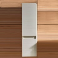 16 x 59 In. Wall Mount Bathroom Linen Cabinet (DK-657800-S)
