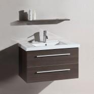 32 In. Wall Mount Bathroom Vanity (DK-T5165B-V)