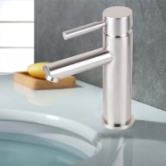 Basin&Sink Faucet - Brushed Brass with Lead Free (DK-YDL-5520ABN)