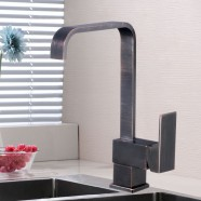 Kitchen Faucet - Brass with Black Bronze Finish (82H08G-ORB)