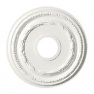 15.5 ln Polyurethane Ceiling Medallion (DK-BA1039A)