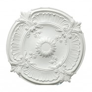 30 ln Polyurethane Ceiling Medallion (DK-DKM-5005)