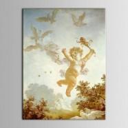 Printed Figure Oil Painting (DK-PH-DH13)