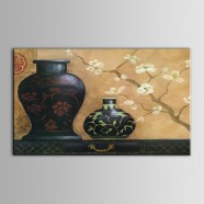 Printed Still-Life Oil Painting (DK-PH-DH35)