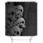 "Bathroom Waterproof Shower Curtain, 70"" W x 72"" H (DK-YT005)"