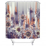 "Bathroom Waterproof Shower Curtain, 70"" W x 72"" H (DK-YT021)"
