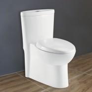 Dual Flush Siphonic One-piece Toilet (DK-ZBQ-12240)
