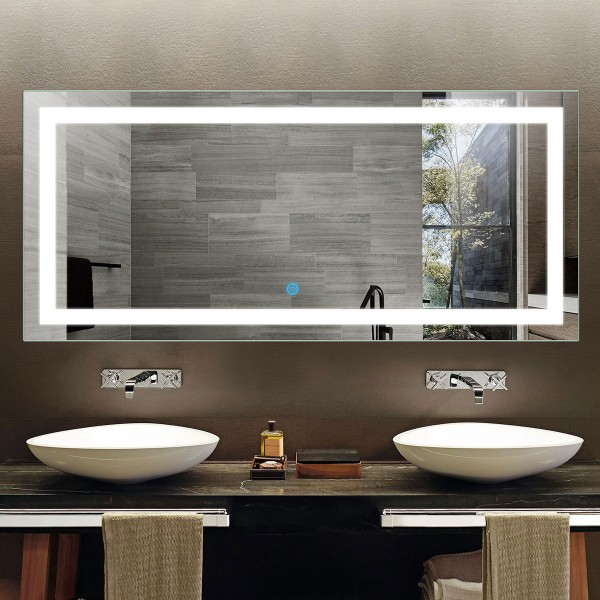 LED Mirror, lighted mirror,Mirrors with light,Vanity Mirror ...