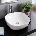 Decoraport Round Ceramic Above Counter Basin (CL-1264)