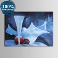 100% Hand Painted Abstract Still-Life Oil Painting on Canvas (DK-JX-YH012)