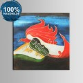 100% Hand Painted Abstract Still-Life Oil Painting (DK-JX-YH017)