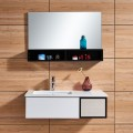 39 In. Wall-Mount Bathroom Vanity Set with Mirror (DK-676100)