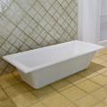 65 In Drop-in Bathtub - Acrylic White (DK-2002-1650L-ET)