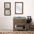 36 In. Freestanding Bathroom Vanity Set (DK-WH9136-BR-SET)