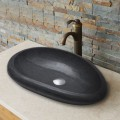 Black Granite Above Counter Basin (CL-S008)