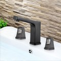 Basin&Sink Faucet - Brass with Matte Black Finish (Y1003OR)