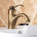 Decoraport Classic Style Basin&Sink Faucet - Single Hole Double Lever (A004)