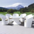7 Pieces Dining Set: 1 * Dining Table, 6 * Chair (JMS-6060)