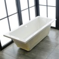 60 In Drop-in Bathtub - Acrylic White (DK-1565-ET)