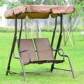 Double-Seat Patio Swing (YZ-016)