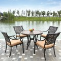 5 Pieces Dining Set: 1 * Dining Table, 4 * Chair (LLS-CA016)