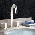 Basin&Sink Faucet - Brushed Brass with Lead Free (DK-YDL-2512BN)