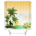 "Bathroom Waterproof Shower Curtain, 70"" W x 72"" H (DK-YT029)"