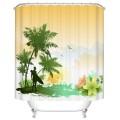 "Bathroom Waterproof Shower Curtain, 70"" W x 72"" H (DK-YT029)"