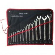 Combination Spanner Set, 14 Pieces (WLLTK-03)