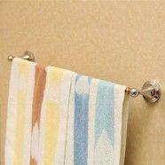 Chrome Brass Towel Bar (80324)
