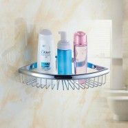 Chrome Brass Bath Organization (616)