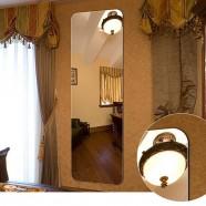 18 x 57 In Full Length Wall-mounted Mirror (DK-OD-D001)