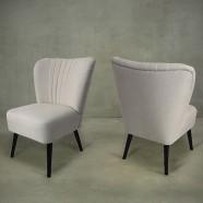 Armless Slipper Chair (PJC473)