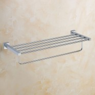 25 Inch Chrome Brass Towel Bar (2516)