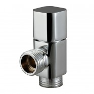 Chrome Plated Brass Angle Valve (V012)