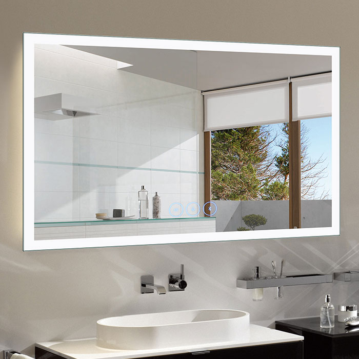Bluetooth Led Mirror
