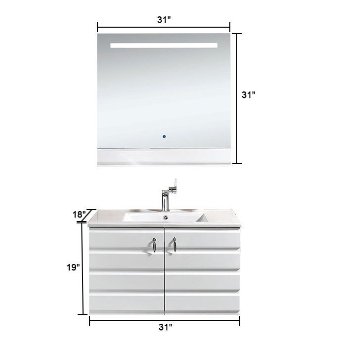 Bathroom Vanity Sets
