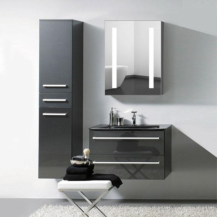 LED Mirror Cabinet